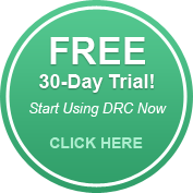 FREE 30-Day Trial! Start Using DRC Now. Click Here.